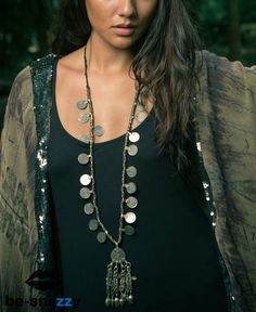 Vintage kuchi necklacce coming soon to www.be-snazzy.com #tribal #jewellery #ethnic