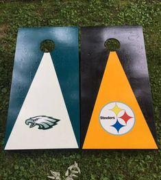Please Read The Item Details Colorado Buffaloes Triangle Bag Game Sticker CUSTOM VINYL Cornhole Board DECAL  1