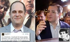 Who hates Ted Cruz the most? His freshman year roommate at Princeton