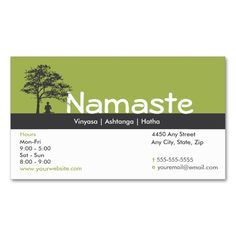 2156 best yoga business cards images on pinterest business card yoga business card class pass colourmoves