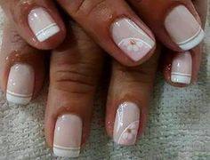 uñas delicadas #cute #nails Fingernail Designs, Toe Nail Designs, Gel Nail Art, Acrylic Nails, G Nails, Manicure And Pedicure, Great Nails, Cute Nails, Cute Nail Colors