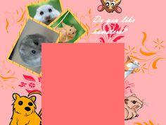 My design for my blog.