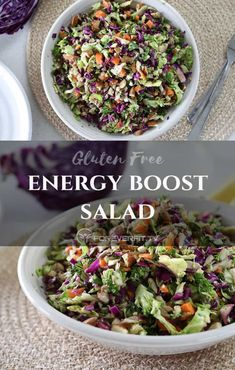 energy boost salad