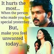 Image result for love quotes from tamil movies