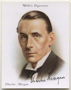 """Charles Langbridge Morgan (22 January 1894 – 6 February 1958) was an English-born playwright and novelist of English and Welsh parentage. The main themes of his work were, as he himself put it, """"Art, Love, and Death"""", and the relation between them."""