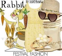 Disney Bound - Rabbit