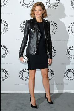 Stana Katic - 2013 Paleyfest Castle event in Beverly Hills 9/30/13