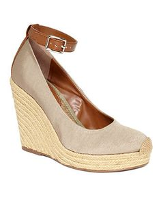 BCBGeneration Shoes, Gracyn Espadrille Platform Wedges - Shoes - Macy's