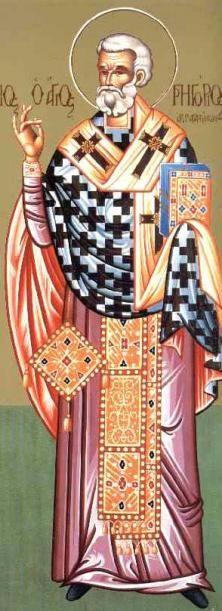 Viața Sfântului Ierarh Grigorie, Episcopul Acragandiei | Doxologia