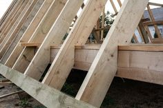 Construction Of Frame House Parts Stock Image - Image of plank, house: 125107151 Modern Tiny House, Tiny House Cabin, House Deck, Tiny House Design, Cabin Homes, A Frame House Kits, A Frame Cabin Plans, Compact House, Cabin In The Woods