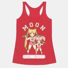 Moon Lifting Team | T-Shirts, Tank Tops, Sweatshirts and Hoodies | HUMAN