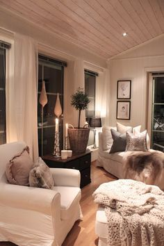 Cozy livingroom :)