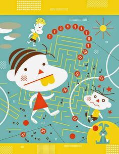 THEISPOT.COM: Illustration News: June 2014
