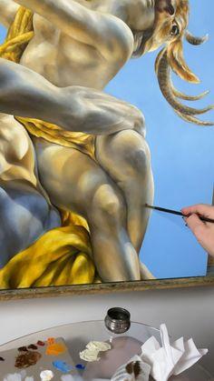 Classical Art, Fine Art, Statue, Adventure, Animals, Life, Painting, Instagram, Ideas