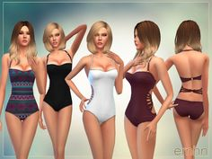Summer Wine Set Found in TSR Category 'Sims 4 Female Clothing Sets' IG