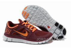http://www.jordanaj.com/nike-free-50-v4-team-red-total-orange-pro-platinum.html NIKE FREE 5.0 V4 TEAM RED TOTAL ORANGE PRO PLATINUM Only $75.00 , Free Shipping!