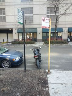 The only way to park for free in downtown Chicago