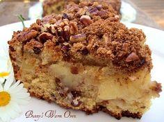 Bunnys Warm Oven: Apple Nut Sour Cream Coffee Cake