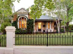 28 Commercial Road, Hyde Park, SA View property details and sold price of 28 Commercial Road & other properties in Hyde Park, SA Edwardian House, Victorian Cottage, Australia House, Australia Living, Beautiful Buildings, Beautiful Homes, Edwardian Architecture, Facade House, House Facades