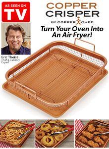 Multi Purpose Crisper Basket Amp Tray For Oven Stovetop