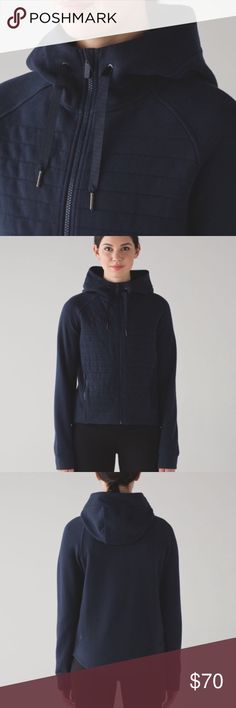 New! Lululemon Fleece Please Hoodie Brand new with tags! Size 6, tone down black color. This jacket is so soft to your skin, perfect for a stylish throw on and go! Relaxed fit, hip length.   Originally retails for $118, price is firm, I paid NY state taxes. One of the lowest size 6 black color prices available online. Less on Ⓜ️ercari lululemon athletica Jackets & Coats