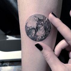 follow-the-colours-Eva-Krbdk-miniaturas-circulos-tatuagem-02.jpg (620×620)