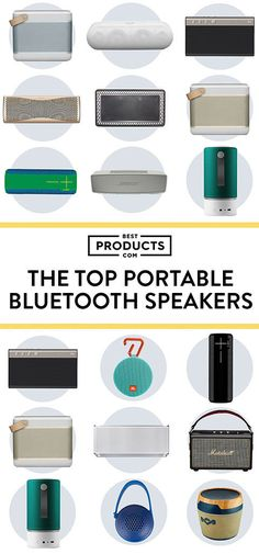 From sub-$20 picks, all the way to ultra premium offerings with high price tags, there is a Bluetooth speaker for every taste and budget. Check out some of the best picks available that will deliver your favorite tunes without wires.