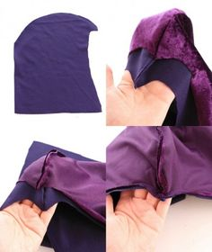 how to make a cosplay cloak with hood