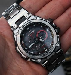 Casio G-Shock MT-G MTG-S1000 $1,000 Metal Watches Hands-On