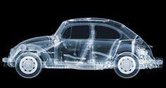VW Käfer X-ray