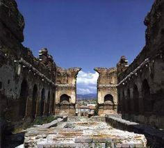 Bergama,... la antigua Pérgamo