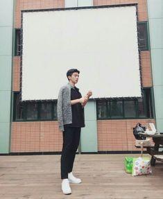 Oh my gosh! He is really a boyfriend material. Mom i want him please! I love youuuu . Love K, Love My Boys, Yohan Kim, Kim Min Gyu, I Want Him, K Idol, Kpop Boy, Boyfriend Material, Jaehyun