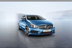 Mercedes-Benz spruced up its new-model configurator and AMG Web site for 2013.