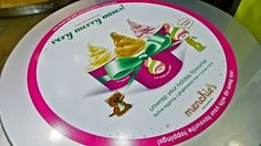 Menchie's holiday flavors