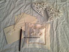 ...borse, accessori e altro...: wedding time Cuscino porta fedi in shantung di seta con cuori applicati http://elbichofeo.blogspot.com
