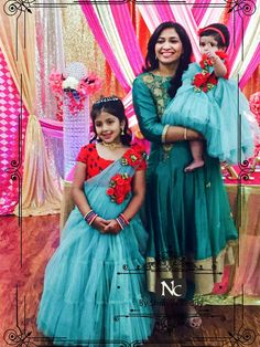 Mother daughter dresses matching, mother daughter fashion, mom daughter, wedding dresses for kids Mommy Daughter Dresses, Mother Daughter Dresses Matching, Mother Daughter Fashion, Mom Daughter, Little Girl Pageant Dresses, Baby Girl Party Dresses, Kids Dress Wear, Kids Gown, Baby Girl Dress Patterns