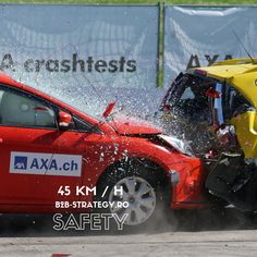 Reasons to Choose an Independent Car Agent Crash Test, Laugh At Yourself, Financial News, Change Quotes, Innovation, Ford, Branding, Volvo, Safety