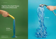 Verantwortungsatlas by Now Design + Direction, via Behance