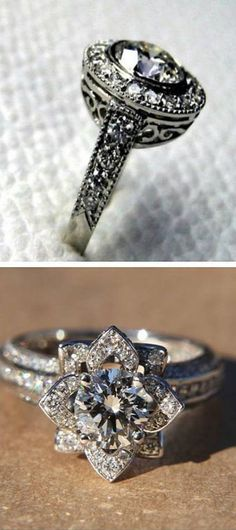 Rings that goes bling LBV ♥✤ | KeepSmiling | BeStayElegant
