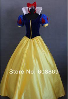 Disney Disneyland Princess Snow White Custom Made by MechaHearts