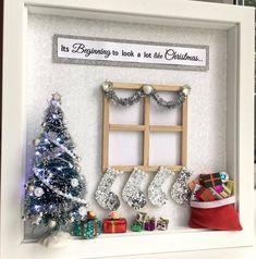 Christmas Eve Scene Frame