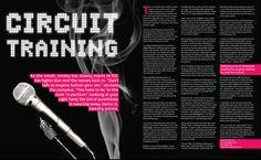 Ideas para crear y diseñar revistas y catálogos: maquetación revistas y catalogos.