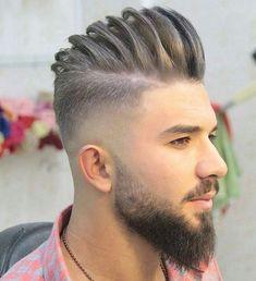 "Gefällt 1,189 Mal, 11 Kommentare - Mens Hairstyles 2017 (@ukmasterbarbers) auf Instagram: ""@k1haircut ☝✂ . For more men hair follow @menshairworld ➡️ @guyshair ✅ . #ukmasterbarbers…"""