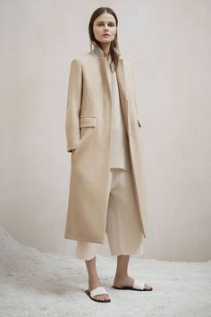 Take a look at The Row Pre-Fall 2015 collection: