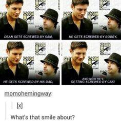 I am very happy • Supernatural •