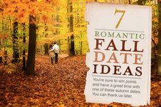 7 Romantic Fall Date Ideas - Primer