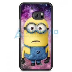 Despicable Me Minion Spiderman In Dr Who Tardis Call Box HTC One M10 Case   armeyla.com