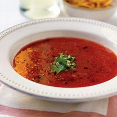 All-Purpose Grilled Tomato Soup