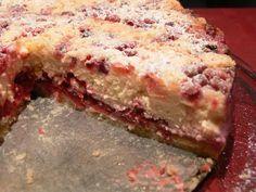 Lacitrom konyha: Túrós-ribizlis morzsa torta