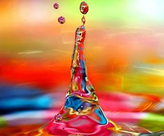 3D water